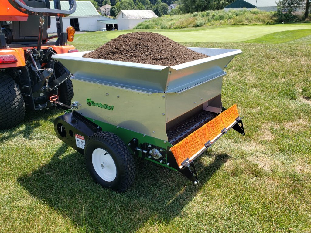 topdressers earth and turf landscaping topdressers homeowner topdresser