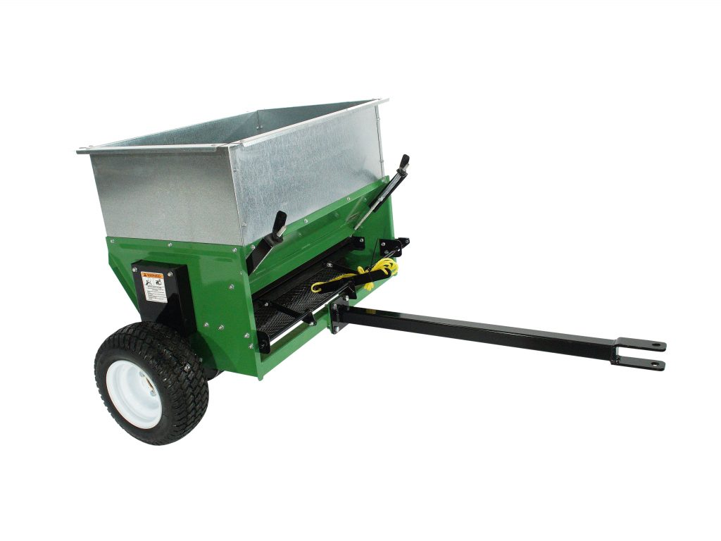 truflow 36d topdresser earth and turf