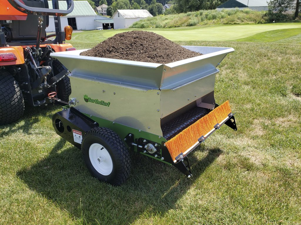 multispread earth and turf 65pt mulch light material sides