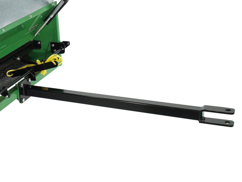 earth and turf truflow topdresser 36d hitch